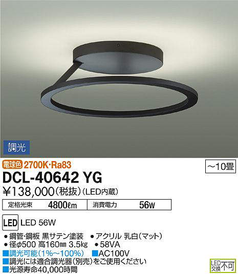 dcl40642yg