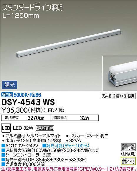 dsy4543ws