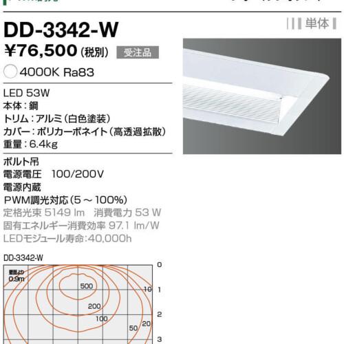 dd3342w